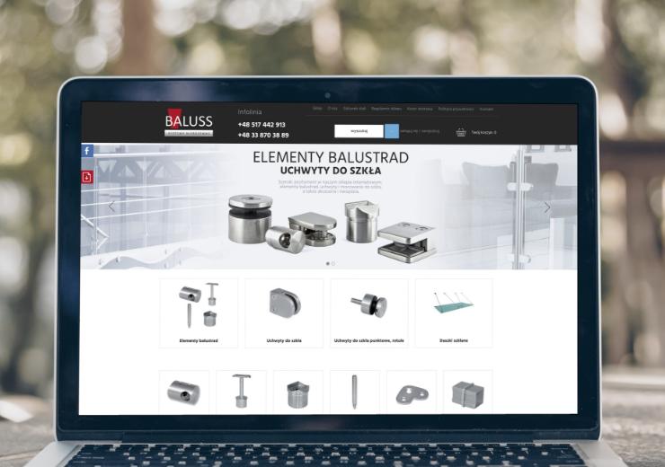 Realizacja Baluss | weboski