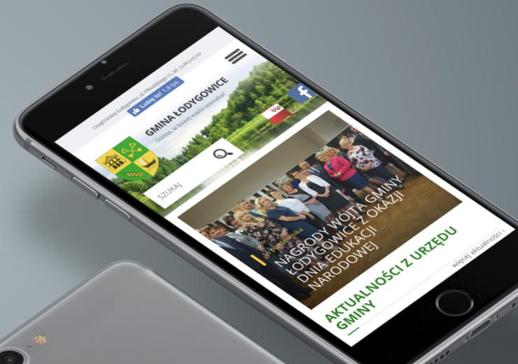 Realizacja Gmina Łodygowice | weboski