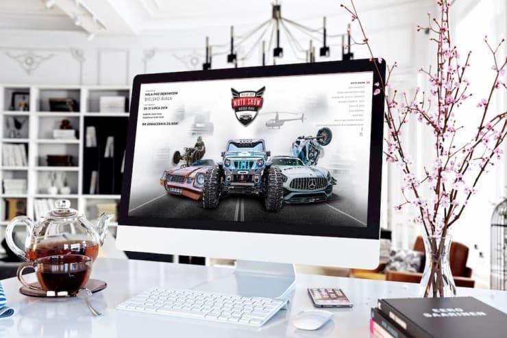 Realizacja Moto Show Bielsko-Biała | weboski
