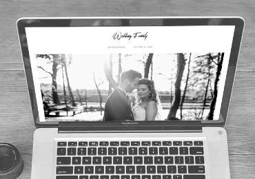 Realizacja Wedding Family | weboski