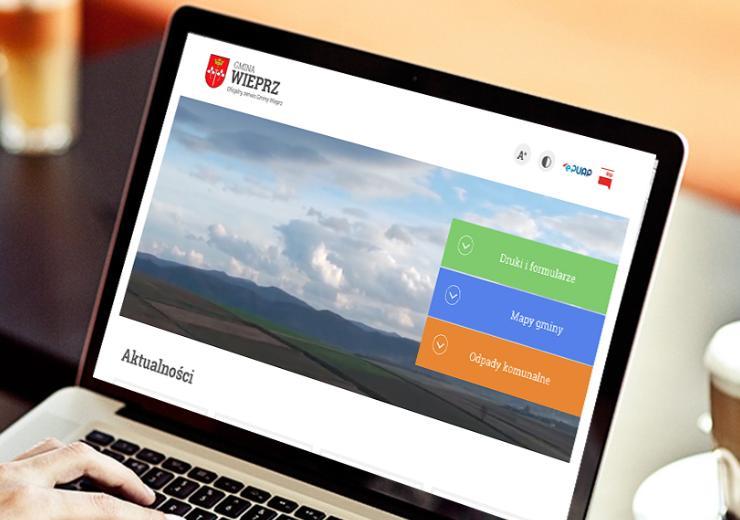 Realizacja Gmina Wieprz | weboski